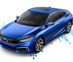 2020 HONDA CIVIC 1.8 G